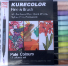 Kurecolor Set 12 Stifte Pale Colours
