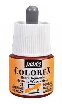 Colorex 45 ml; Farbe 21 Dunkelgelb