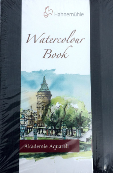 Watercolour Book A6