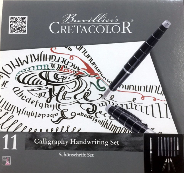 Brevillier´s Calligraphy-Handwriting Set