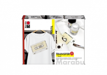 Marabu Textil Transfer Set