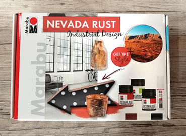 MARABU - Nevada Rust