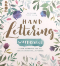 Watercolor Handlettering Buch